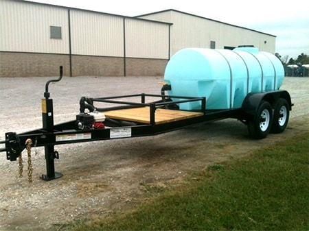 1010 Drainable Nurse Trailer