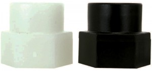 Nylon & Polypropylene Spray Tip Adapter