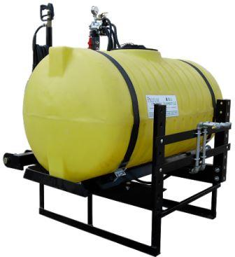 3 Point 200 Gallon Back Side
