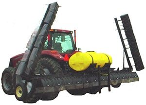300 Gallon 12 Row Folding Sprayer