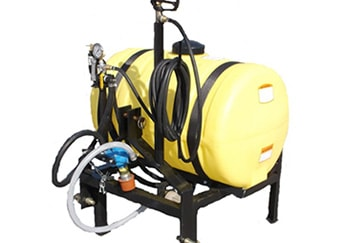 3 Point Hitch Sprayers - Boomless and Boom 3 Point Sprayers