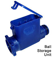 SMPT Ball Storage Unit
