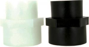Nylon & Polypropylene Adapter Couplings