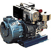Gas Engine Driven Centrifugal Pump