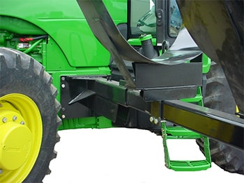 John Deere Side Tank Rack