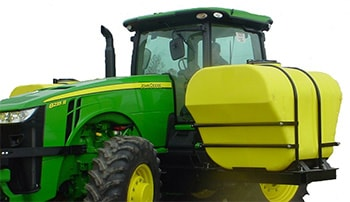 John Deere Side Mount Tank Rack