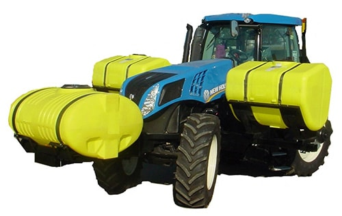 New Holland Front Mount Tank Rack