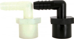 Female Nylon & Polypropylene Elbow Pipe Fittings