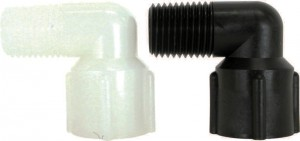 Nylon & Polypropylene Street Elbow Pipe Fittings