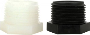 Nylon & Polypropylene Reducer Bushing Pipe Fittings
